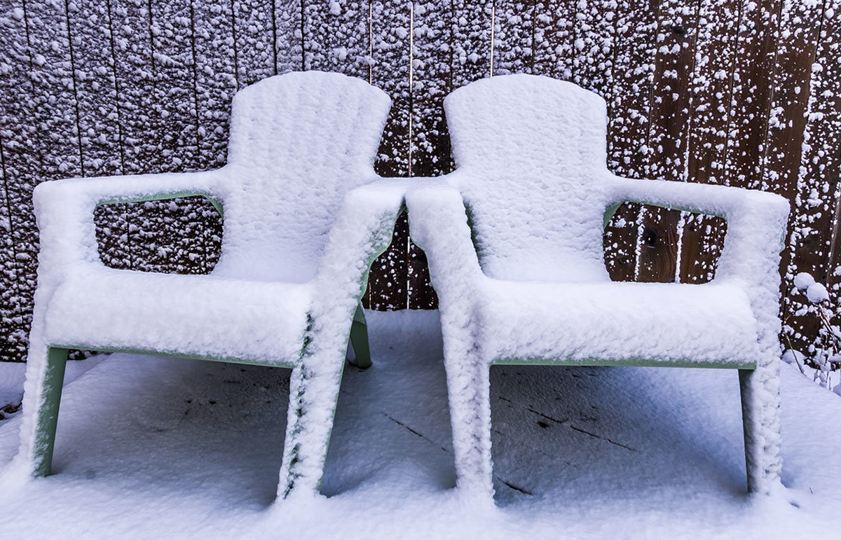 ​  Winterizing Your Long Island Backyard